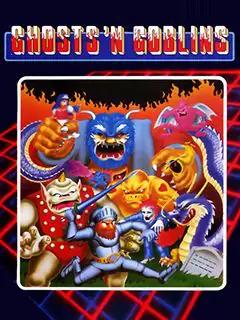 Ghosts'n Goblins Java Game Image 1