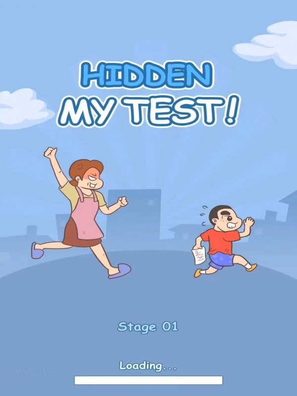 Hidden My Test Android Game Image 1
