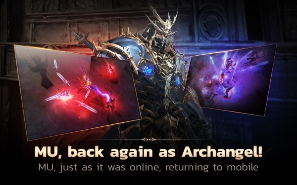 MU Archangel Android Game Image 2