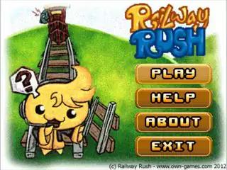 Railway Rush Java Game Image 1