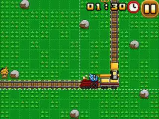 Railway Rush Java Game Image 3
