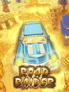 Road Raider Java Game Image 1