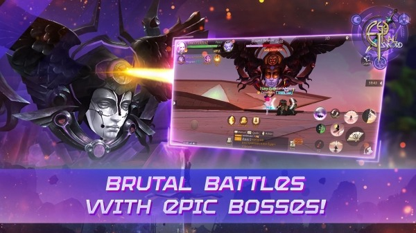 Eternal Sword Android Game Image 4