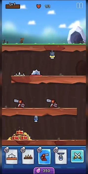Trap Master: Merge Defense Android Game Image 2