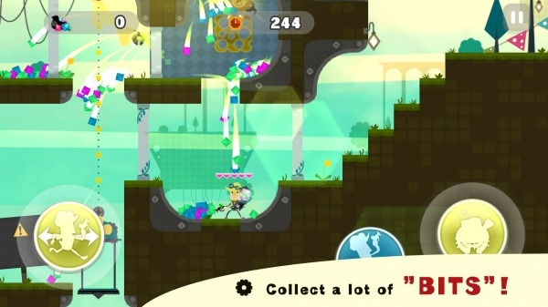 Collect Bits! Android Game Image 1