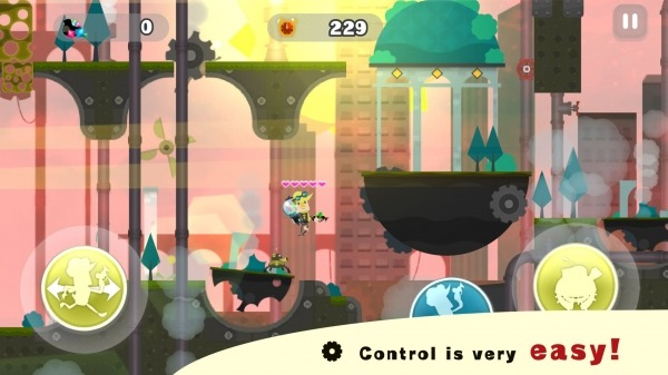 Collect Bits! Android Game Image 2