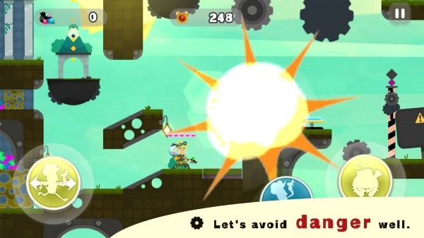 Collect Bits! Android Game Image 4