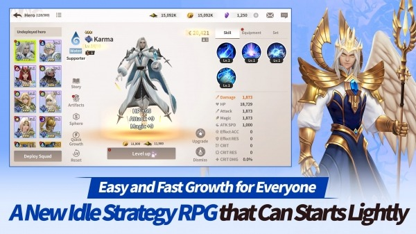 Epic Fantasy Android Game Image 1