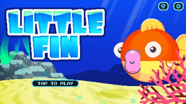 Little Fin Android Game Image 1