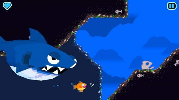 Little Fin Android Game Image 2