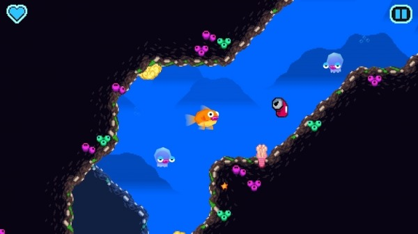 Little Fin Android Game Image 3