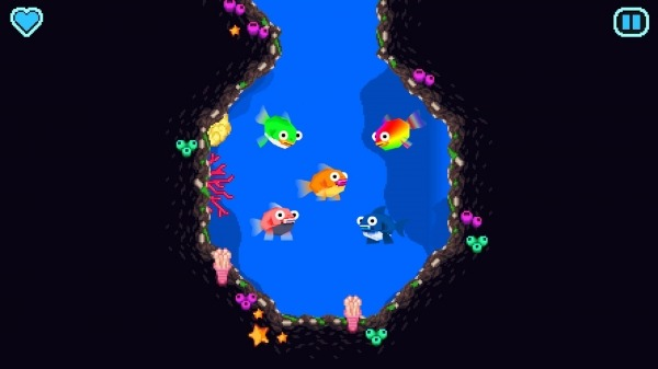 Little Fin Android Game Image 4