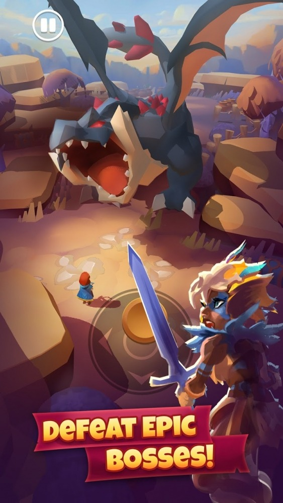 Rogue Land Android Game Image 2