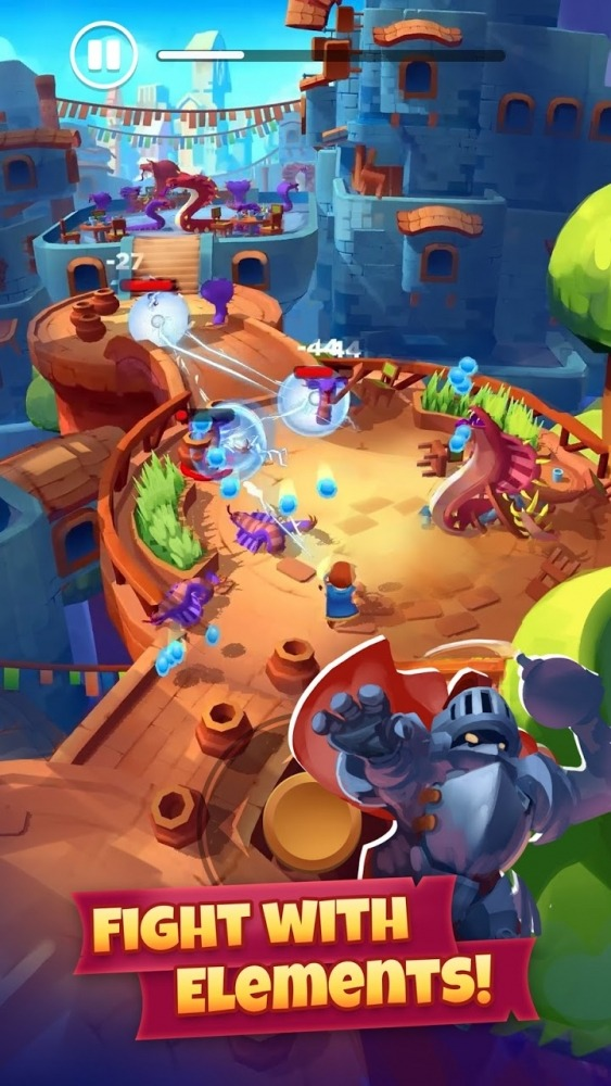 Rogue Land Android Game Image 4