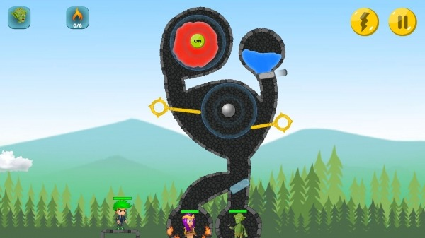 The Actual Game Rescue - Pull The Pin Android Game Image 3