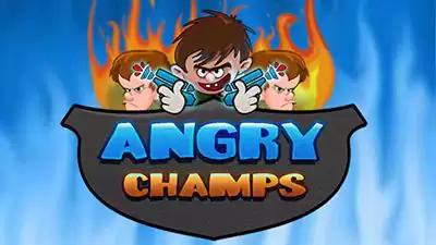 Angry Champs Java Game Image 1
