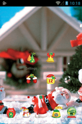 Christmas Icon Pack Android Theme Image 2