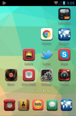 Daily Dante Icon Pack Android Theme Image 3