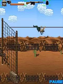Marine Fighter Java Game Image 2