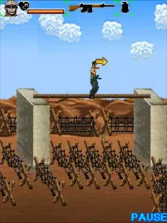 Marine Fighter Java Game Image 4