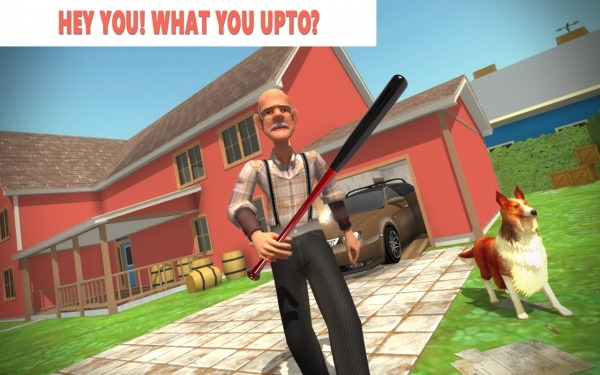 Bad Granny Chapter 3 Android Game Image 1