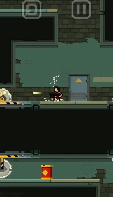 Prison Run And MiniGun Android Game Image 3