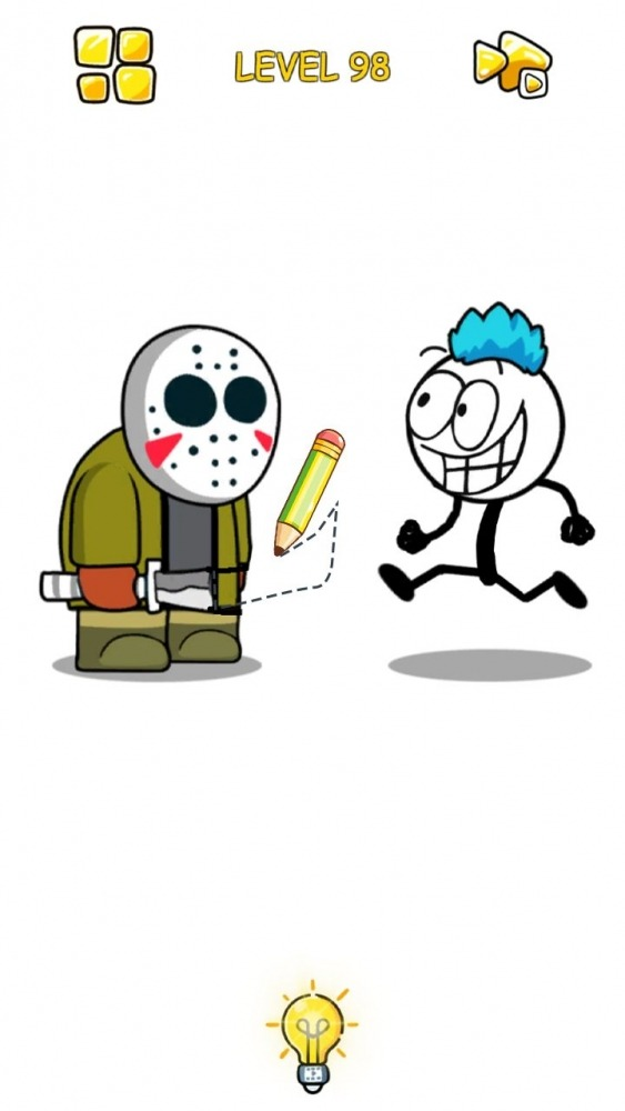 Troll Master - Draw One Part - Brain Test Android Game Image 3