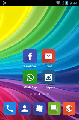Elta Icon Pack Android Theme Image 2