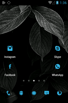 Tiny ICS Icon Pack Android Theme Image 2