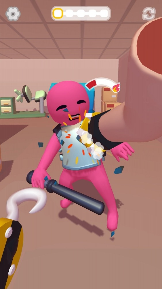Drill Punch 3D Android Game Image 2