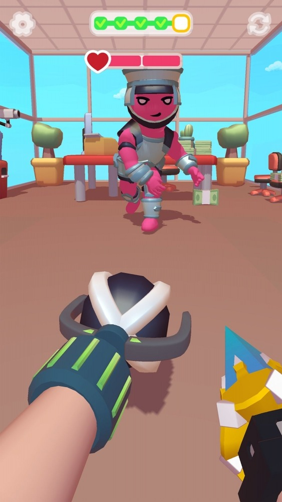 Drill Punch 3D Android Game Image 3