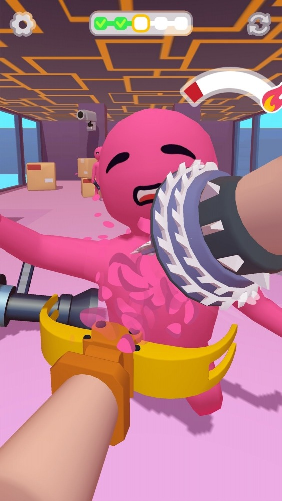 Drill Punch 3D Android Game Image 4