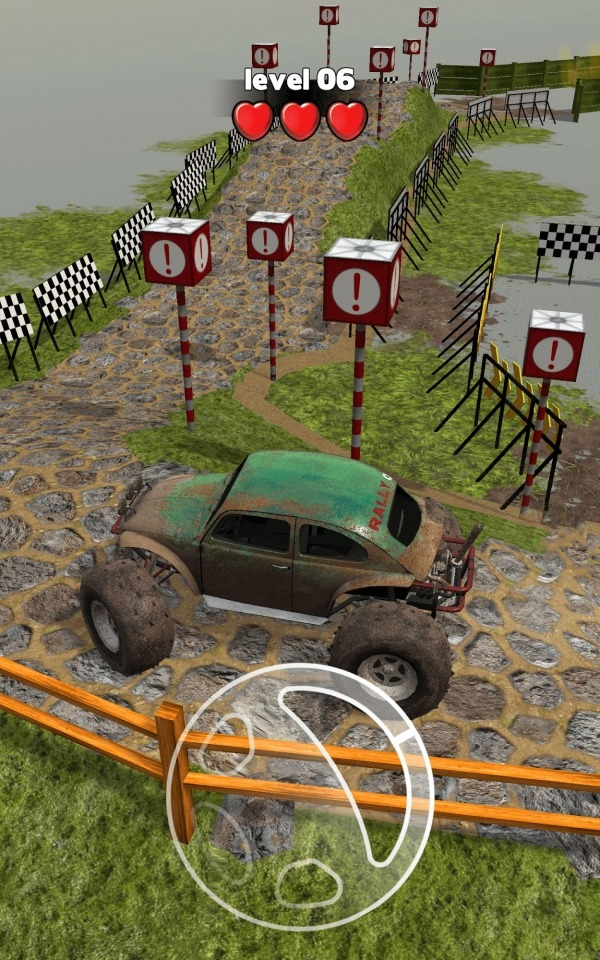 Hyper 4x4 Driving Android Game Image 1