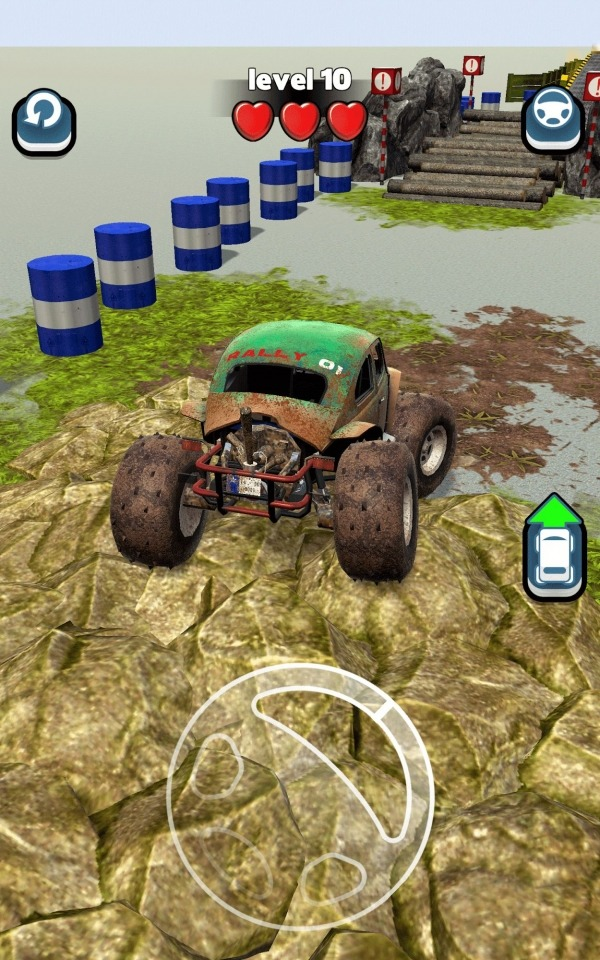 Hyper 4x4 Driving Android Game Image 2
