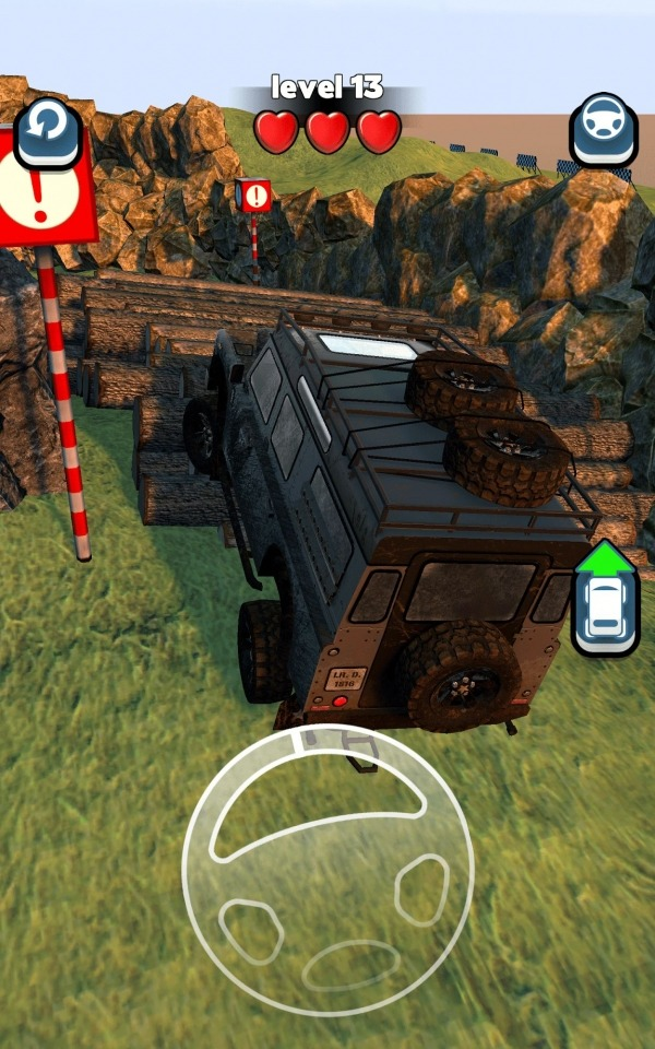 Hyper 4x4 Driving Android Game Image 3