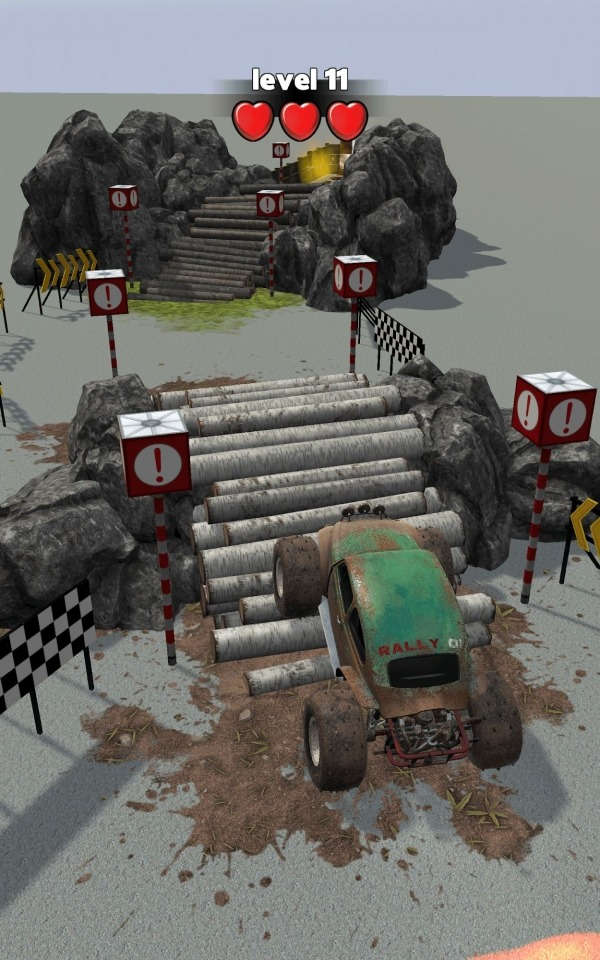 Hyper 4x4 Driving Android Game Image 4