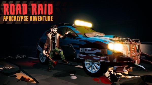 Road Raid: Puzzle Survival Zombie Adventure Android Game Image 1