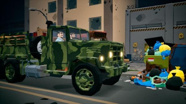 Road Raid: Puzzle Survival Zombie Adventure Android Game Image 3