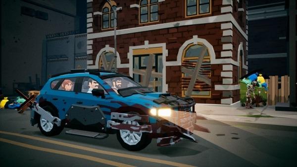 Road Raid: Puzzle Survival Zombie Adventure Android Game Image 4