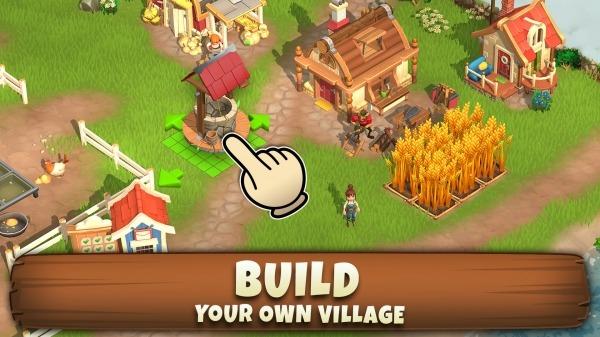 Sunrise Village Android Game Image 2
