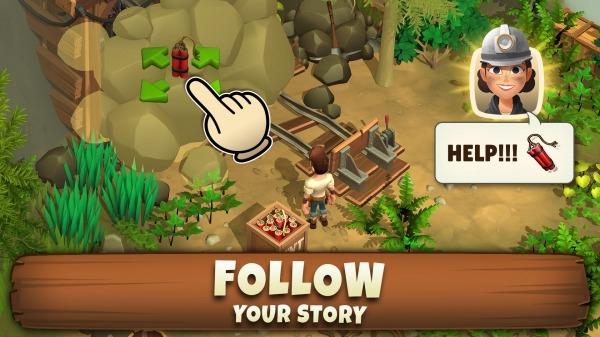 Sunrise Village Android Game Image 3