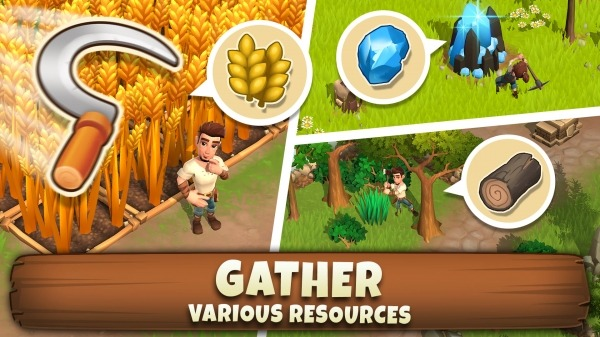 Sunrise Village Android Game Image 5