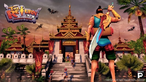 The Return ( Forbidden Throne ) Android Game Image 1