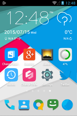 Moonshine Icon Pack Android Theme Image 1