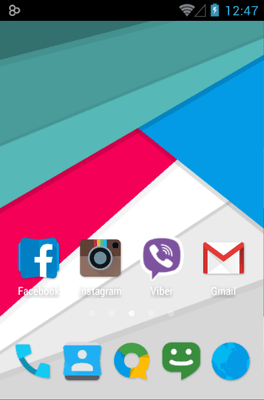 Moonshine Icon Pack Android Theme Image 3