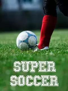 Super Soccer Java Game Image 1