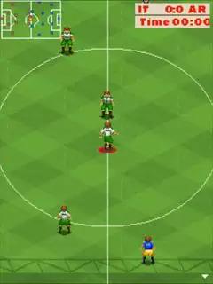 Super Soccer Java Game Image 2