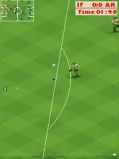 Super Soccer Java Game Image 3