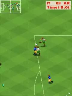 Super Soccer Java Game Image 4