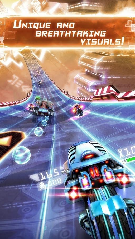 32 Secs: Traffic Rider Android Game Image 2